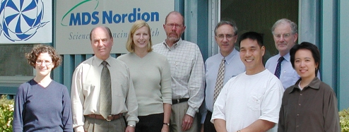 TRIUMF and MDS-Nordion Staff